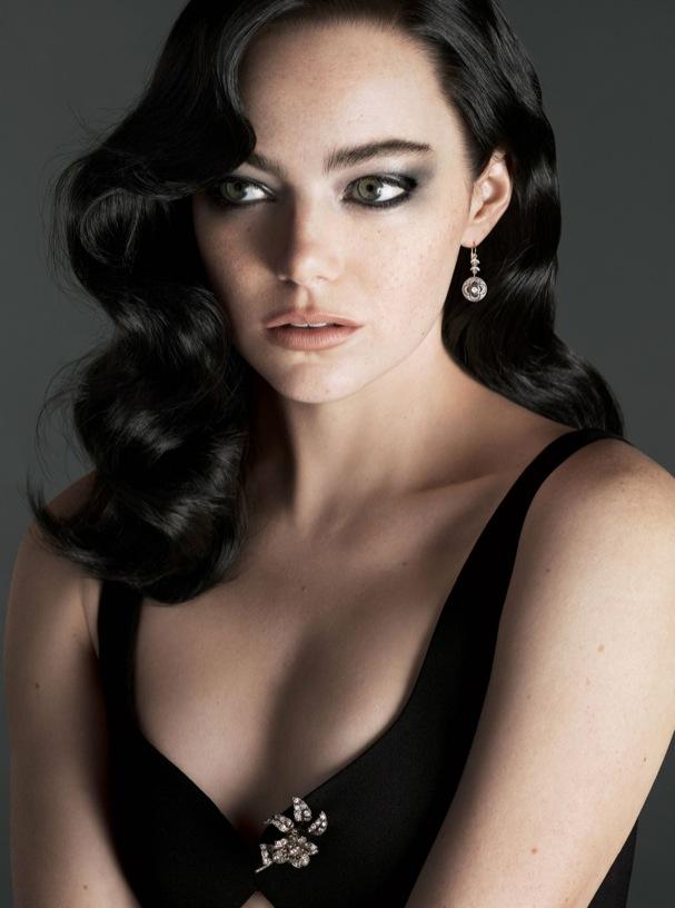 Emma Stone Vogue
