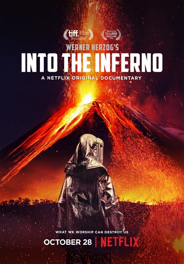 Into the Inferno poster 607