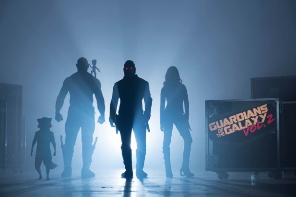 Guardians of the Galaxy Vol. 2 607