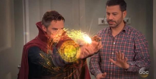 Jimmy Kimmel Doctor Strange 607 2