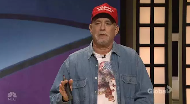 tom hanks SNL 607 2