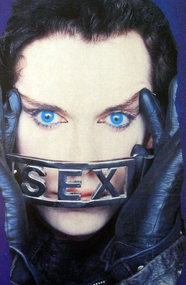 Pete Burns 607