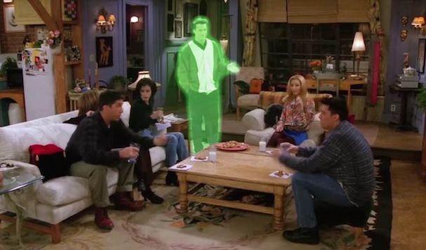 Friends The One Chandler Dies