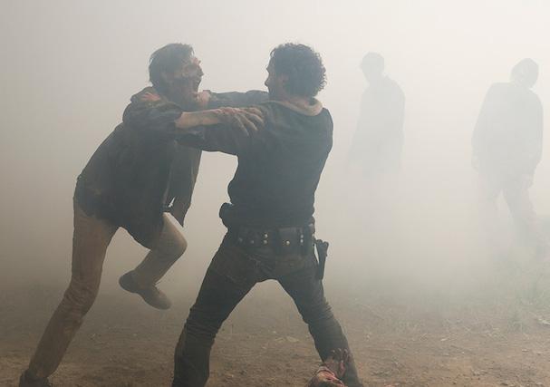 The Walking Dead Season 7 607
