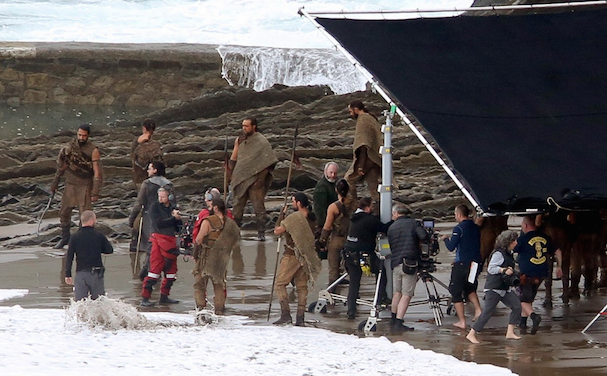 Game of Thrones 7 shooting 607 1