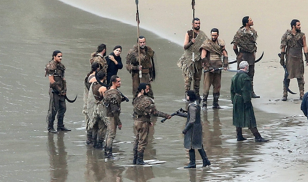 Game of Thrones 7 shooting 607 2