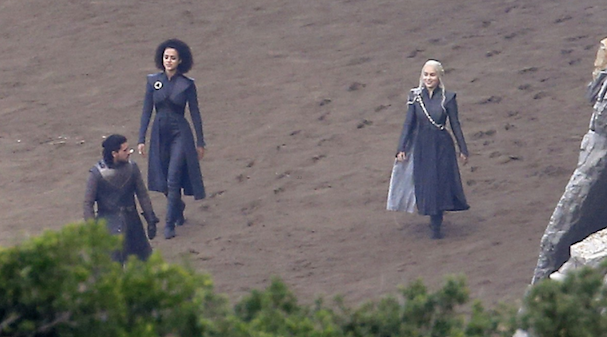 Game of Thrones 7 shooting 607 7