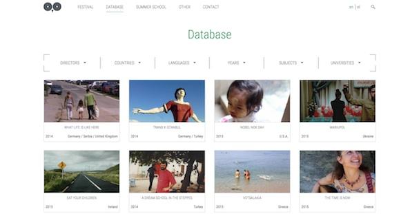Ethnofest Database