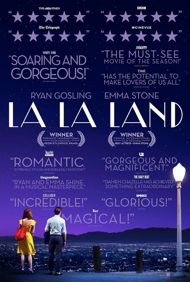 La La Land poster 607