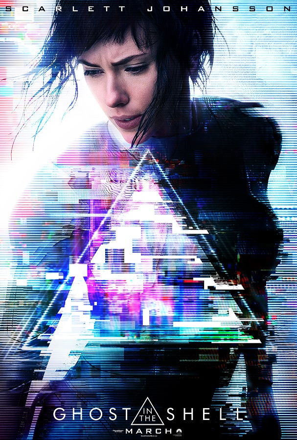 Ghost in the Shell poster 607