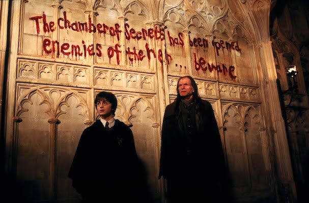 Harry Potter and the Chamber of Secrets 607