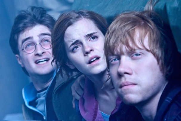 Harry Potter and the Deathly Hallows 2 607