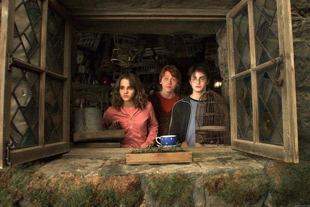 Harry Potter and the Prisoner of Azhkaban 607