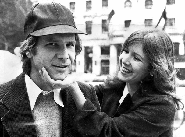 Carrie Fisher - Harrison Ford 607
