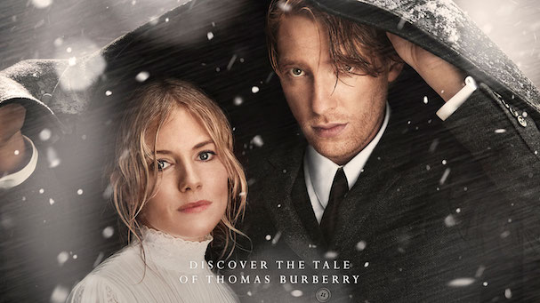 The Tale of Thomas Burberry 607
