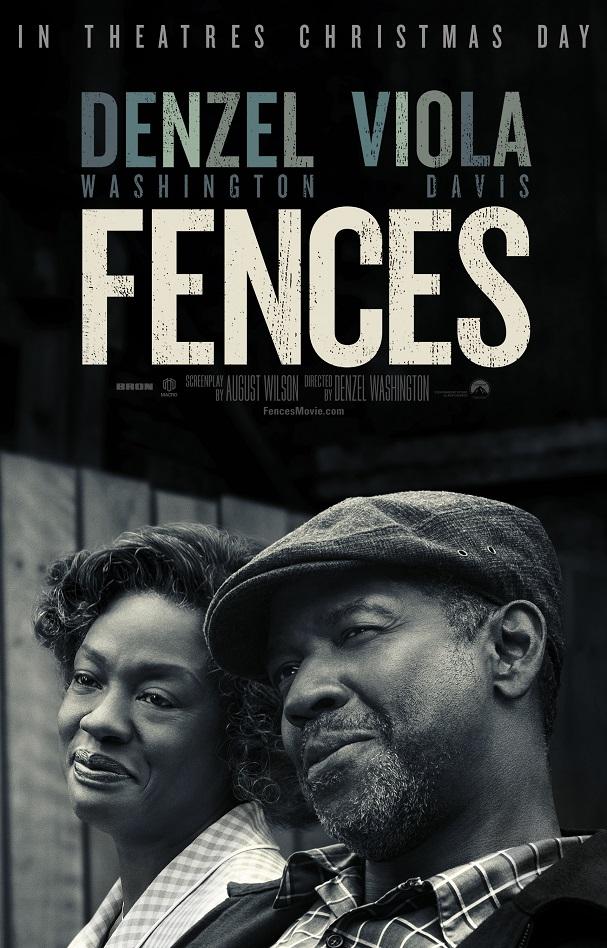 Fences poster 607