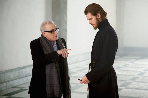 Silence Scorsese Shoooting 607