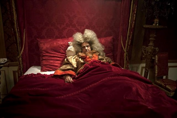 The Death of Louis XIV 607