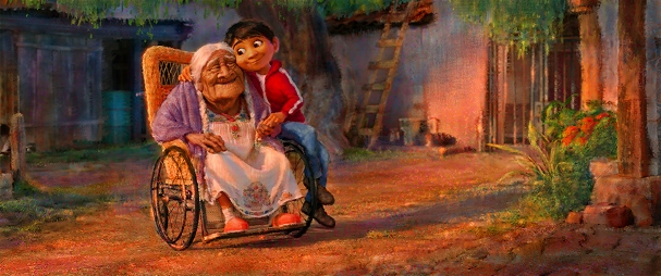 Coco Pixar 607