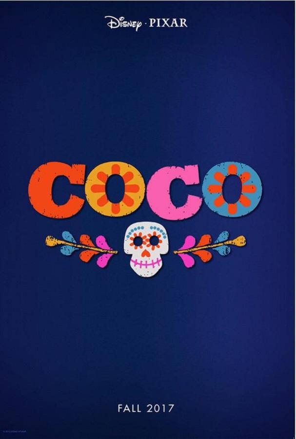Coco Pixar poster 607