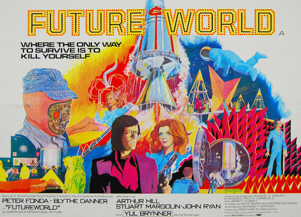 Futureworld Poster 607