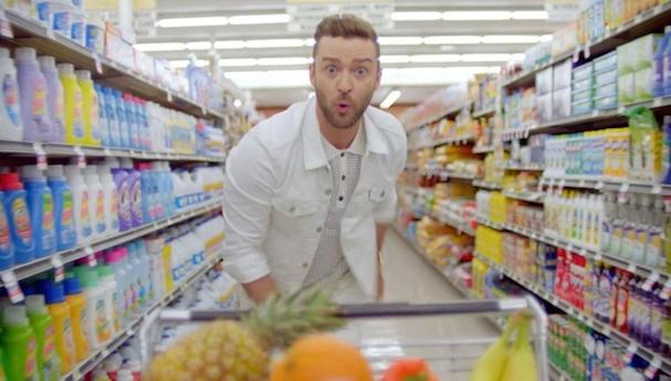 Justin Timberlake Trolls