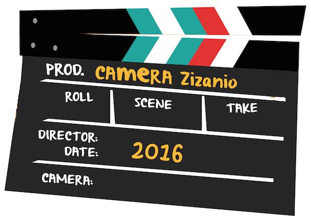 Camera Zizanio 607