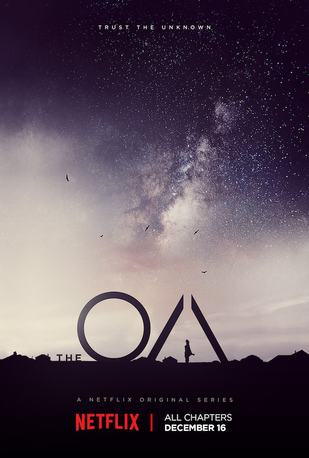 the OA poster 607