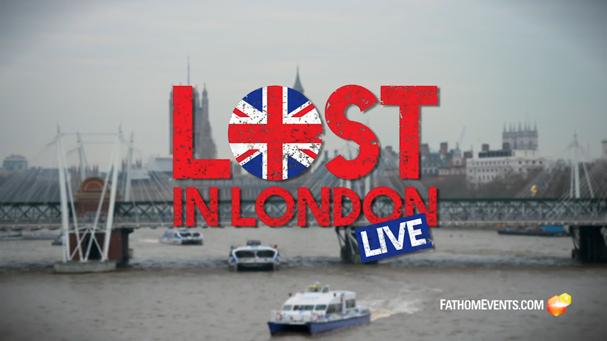 γούντι χάρελσον lost in london 607