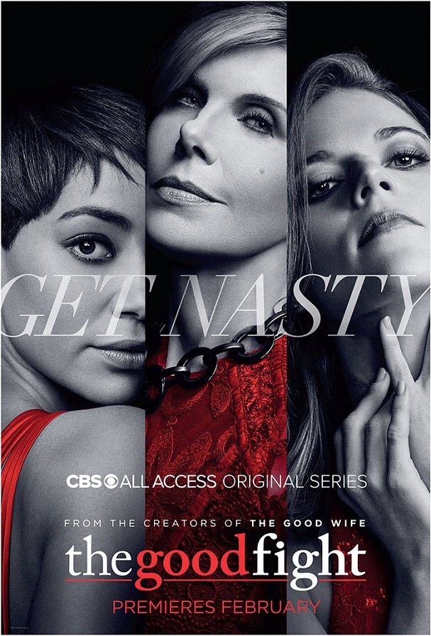 The Good Fight poster 607