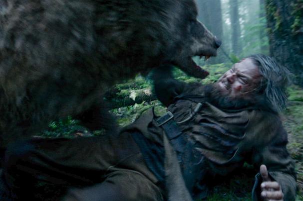 the revenant bear 607