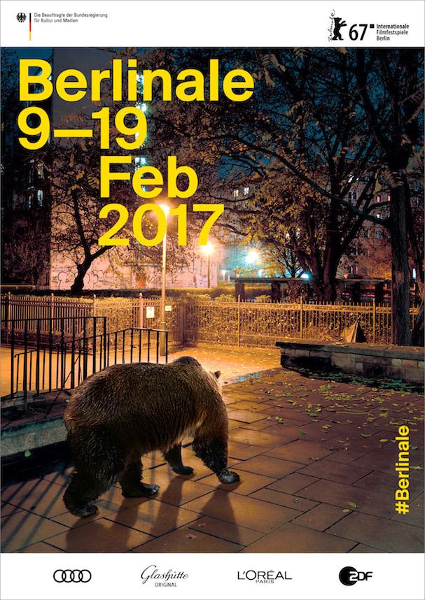 Berlinale 2017 Poster