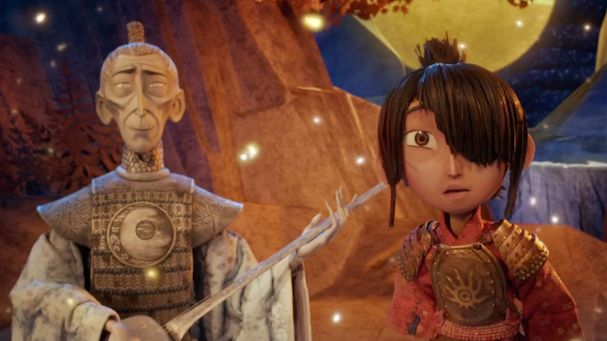Kubo and the Two Strings 607