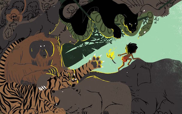 new yorker The Jungle Book 607