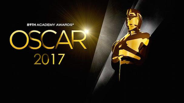 Oscars 2017 logo 607
