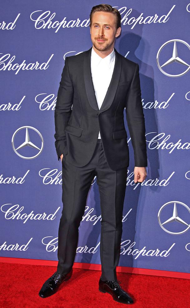 Ryan Gosling red carpet 607