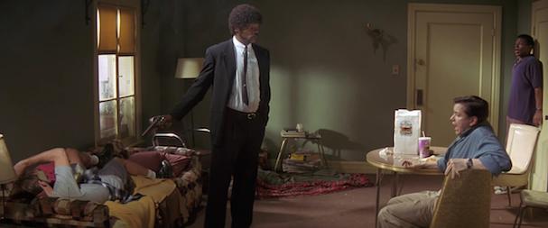 Pulp Fiction Big Khuna scene 607