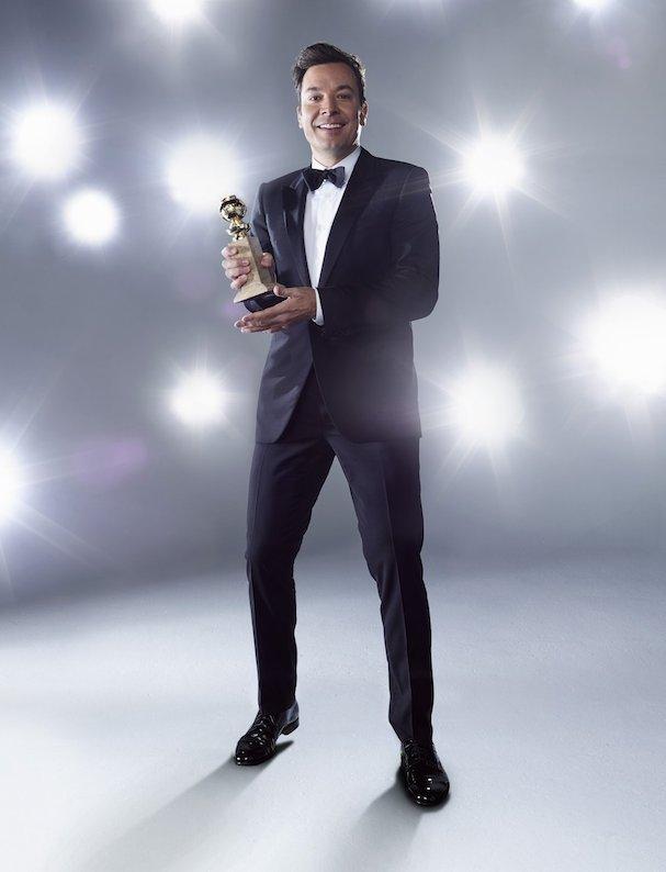 Jimmy Fallon Golden Globes 2017