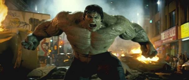 Incredible Hulk 607