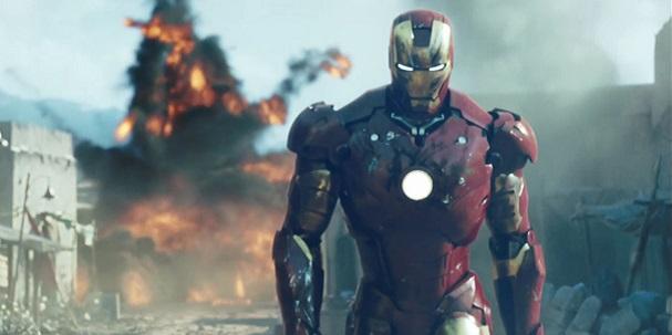 Iron Man 607