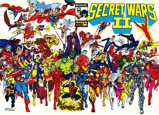 Secret Wars 607