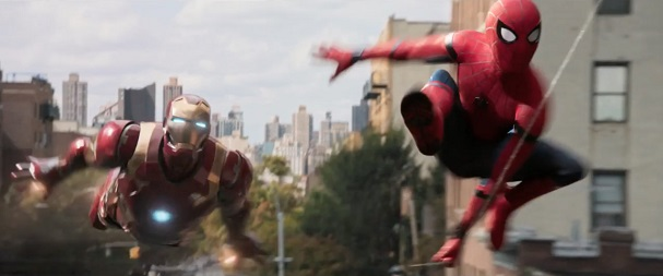 Spider-Man Homecoming 607