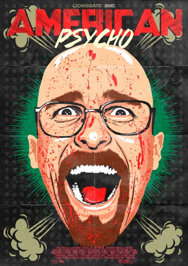American Psycho Breaking Bad 607