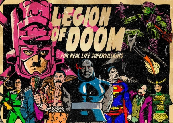 Legion of Doom 607