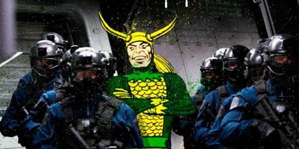 Loki Art 607
