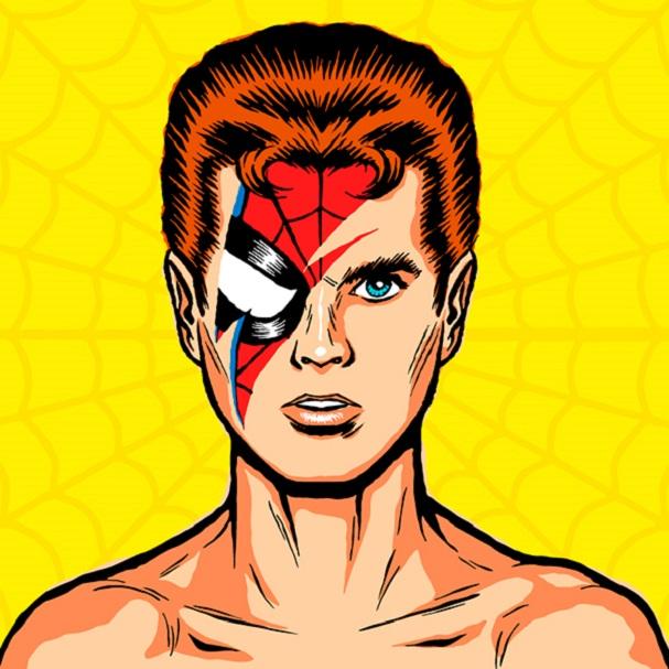 Peter Parker Bowie 607