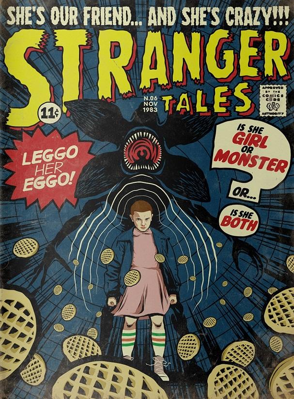 Stranger Tales Comic 607