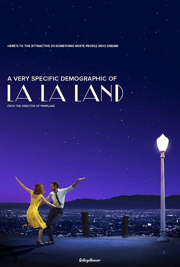 La La Land honest 607