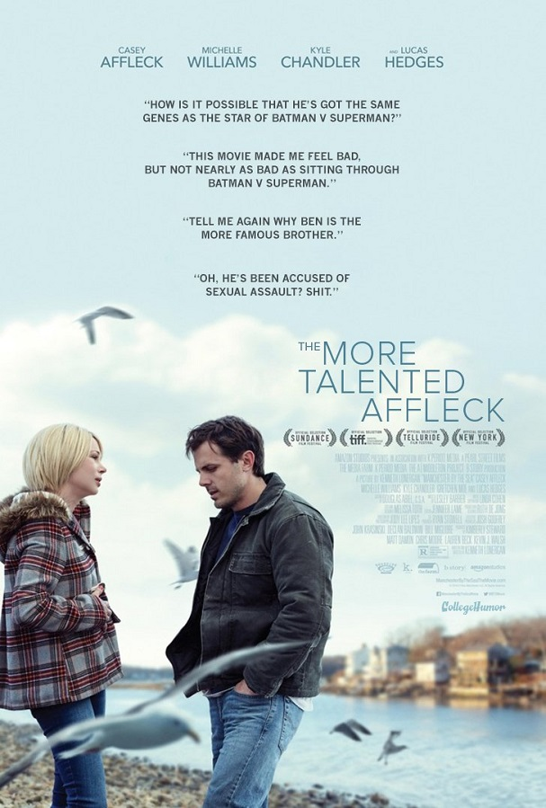 Manchester by the Sea honest 607