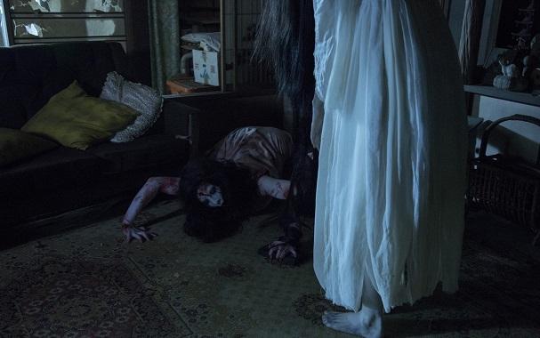 Sadako vs Kayako 607